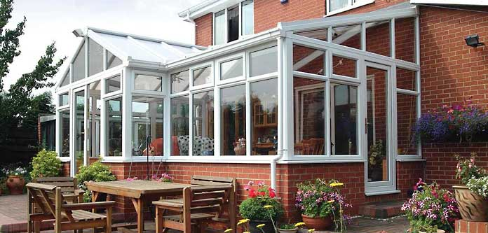 Conservatory plans drawn dorking surrey for House plans with conservatory